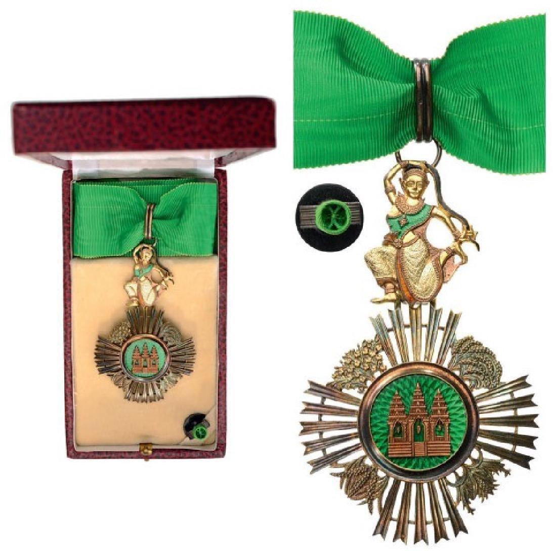ROYAL ORDER OF SOWATHARA, 1923