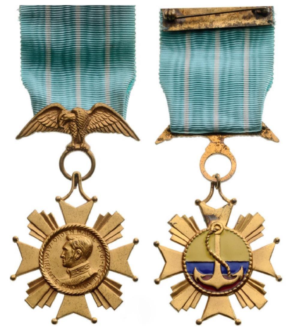 NAVAL ORDER OF ADMIRAL PADILLA - 2