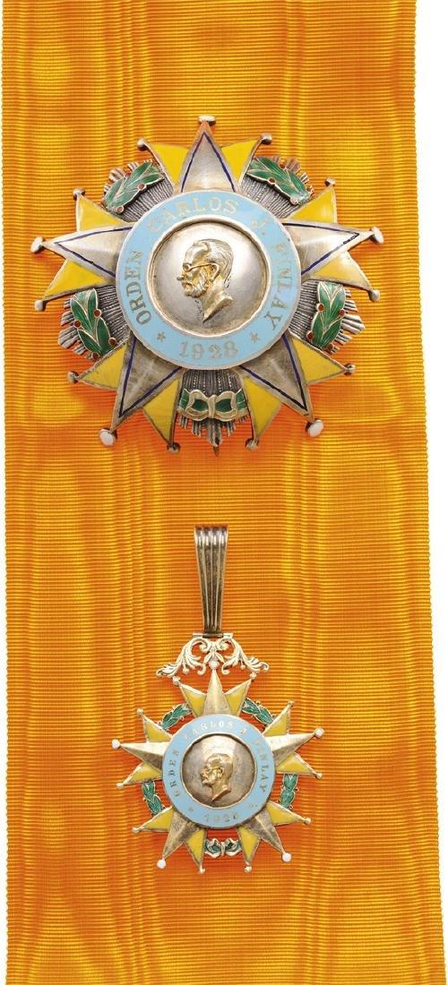 ORDER OF CARLOS J. FINLAY
