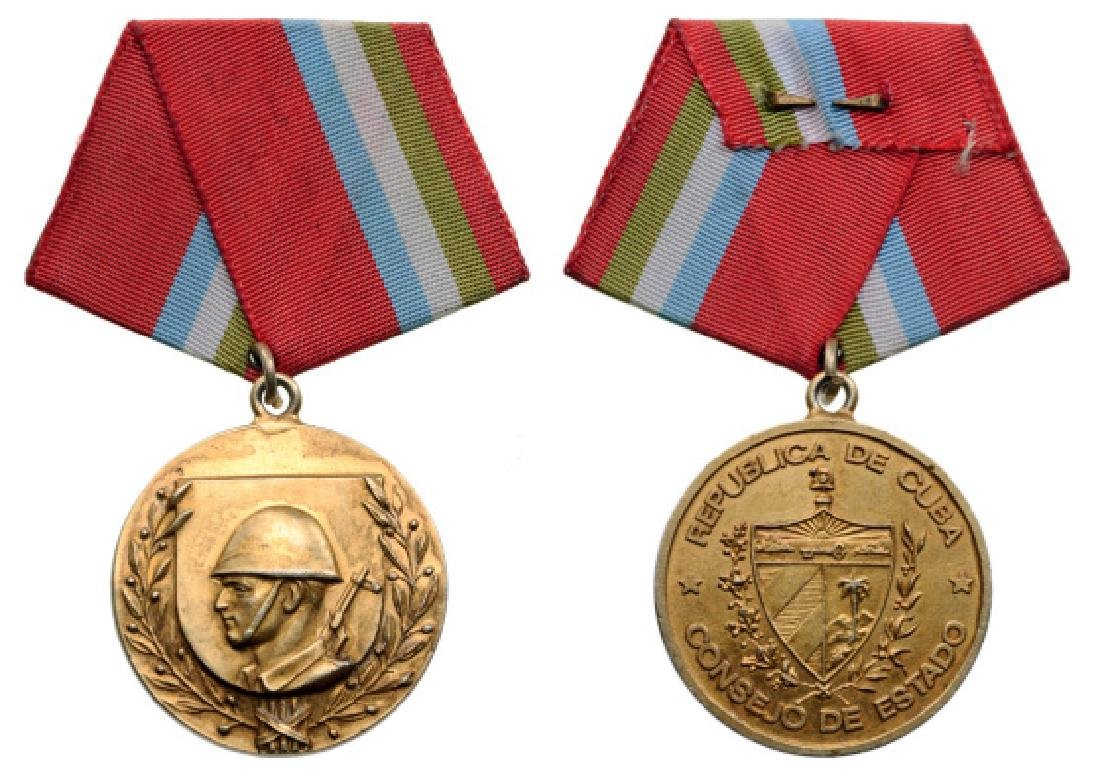 Medal of the Brotherhood of Fighters, instituted in