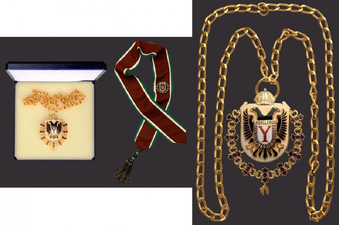 ORDER OF THE KNIGHTS OF THE MONASTERY OF YUSTE