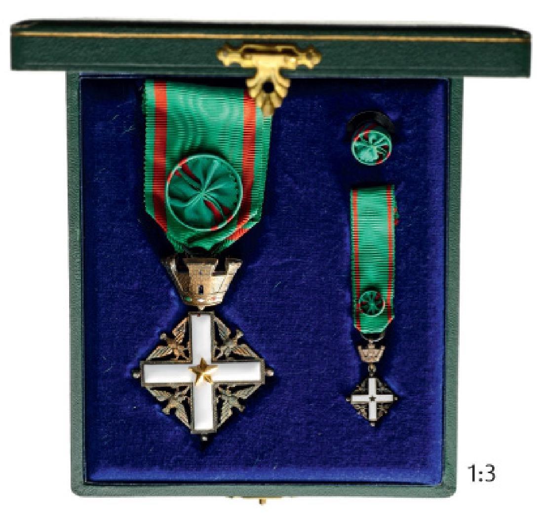 ORDER OF MERIT OF THE ITALIAN REPUBLIC