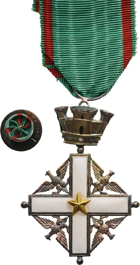 ORDER OF MERIT OF THE ITALIAN REPUBLIC - 3