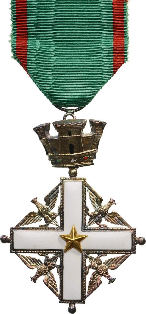 ORDER OF MERIT OF THE ITALIAN REPUBLIC - 4
