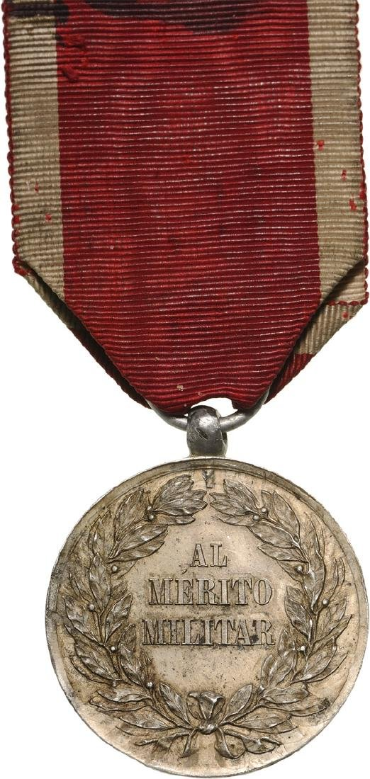 Military Merit Medal, Type 2, instituted in 1863 - 2