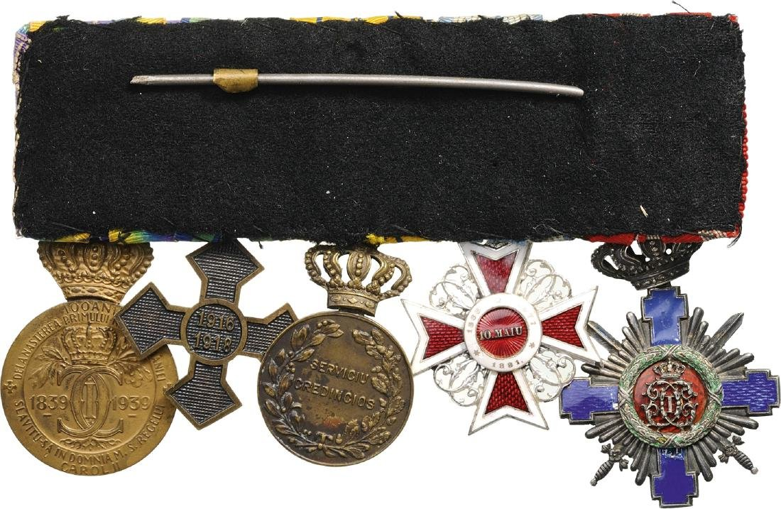 Group of Orders (2) and Medals (3) - 2