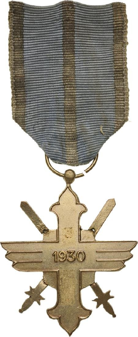 ORDER OF THE AERONAUTICAL VIRTUE, 1930 - 2