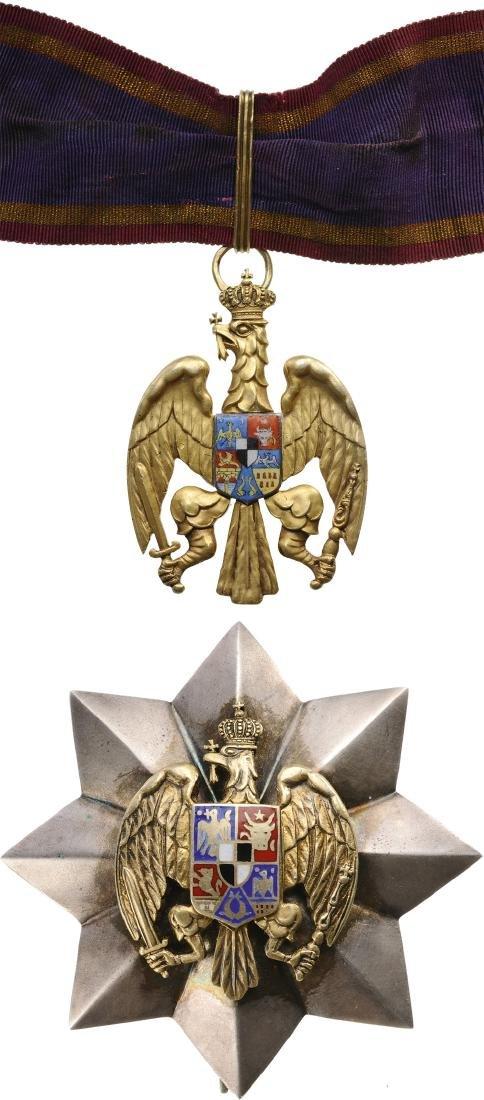 HONOR BADGE OF THE ROMANIAN EAGLE
