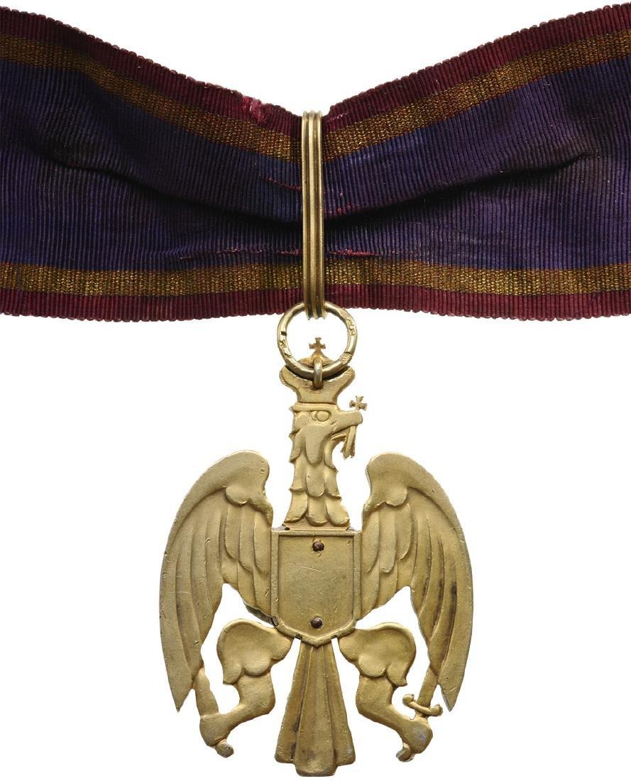 HONOR BADGE OF THE ROMANIAN EAGLE - 2