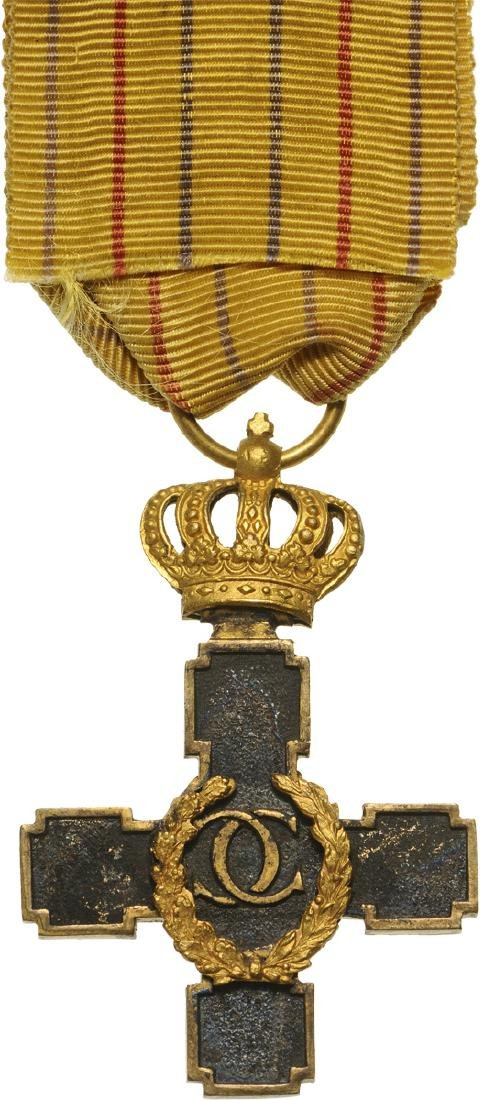 Honorofic Cross for 40 Years of Militar Service for - 2