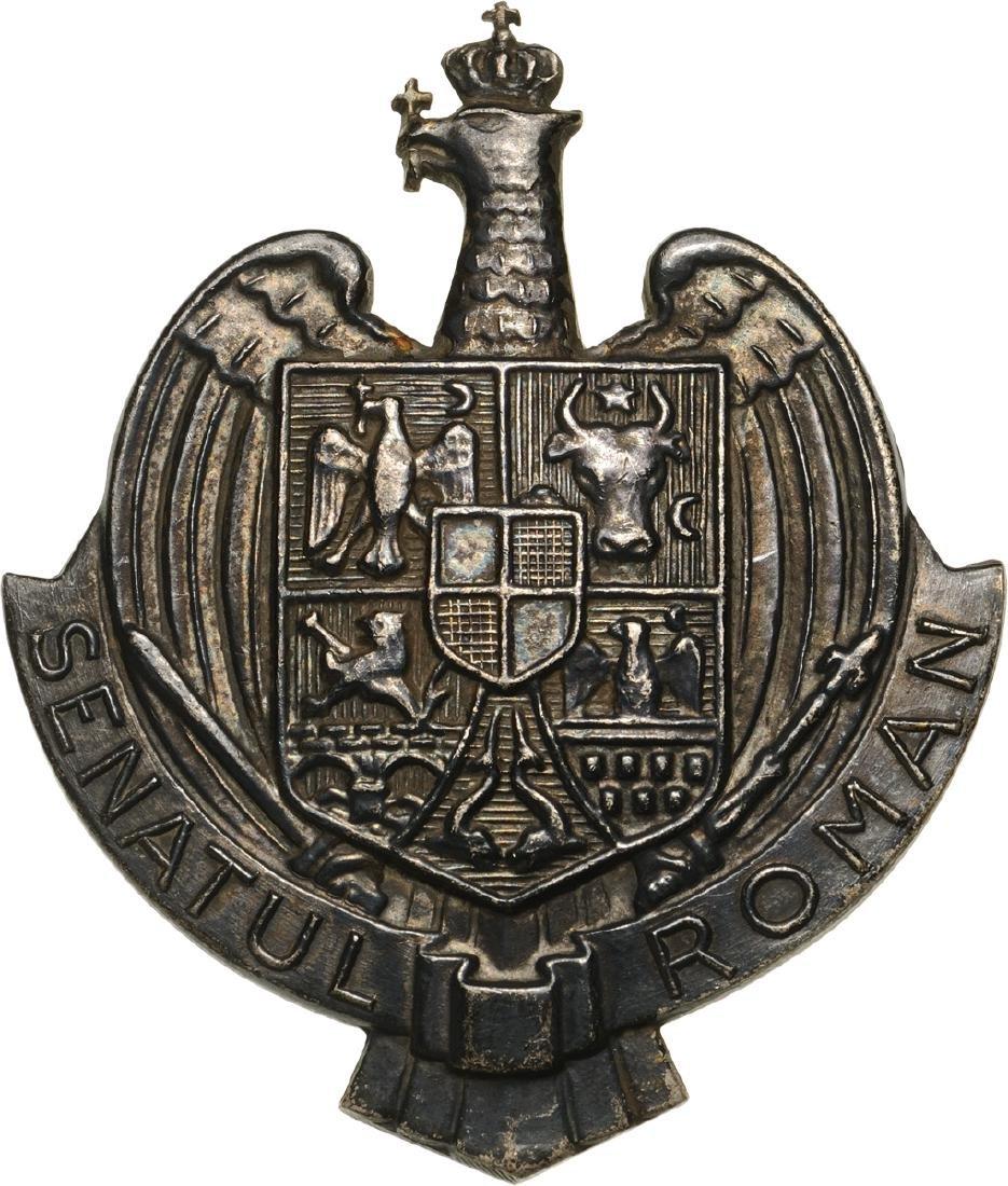 BADGE OF THE ROMANIAN SENATE