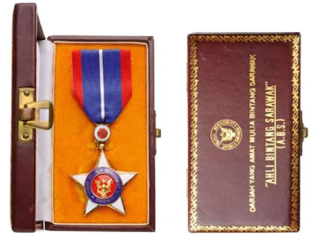 MOST EXALTED ORDER OF SARAWAK