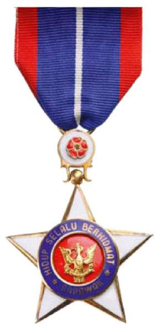 MOST EXALTED ORDER OF SARAWAK - 2