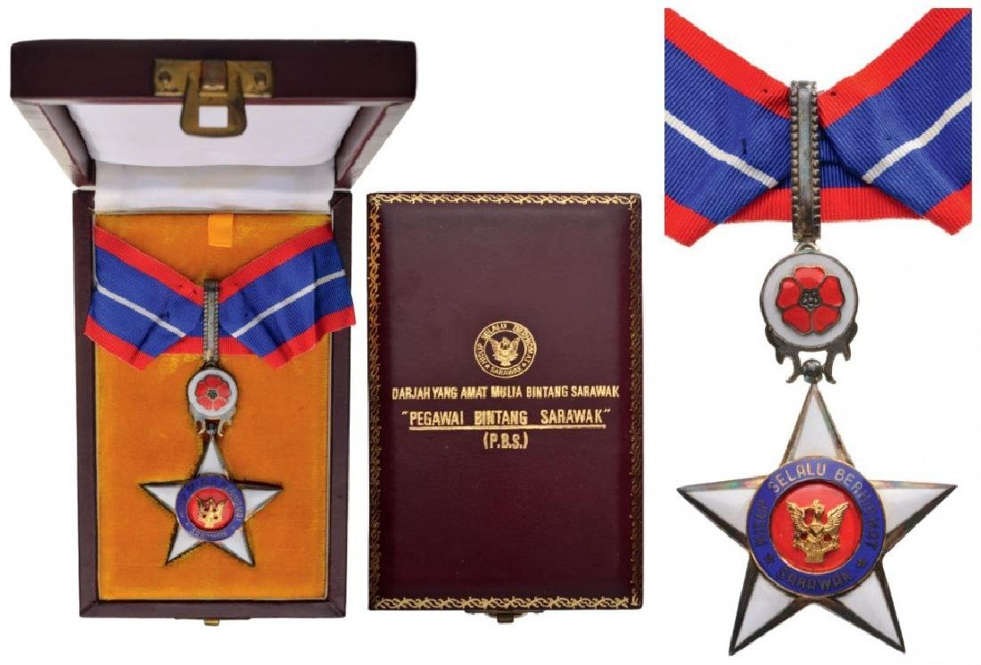 MOST EXALTED ORDER OF THE STAR