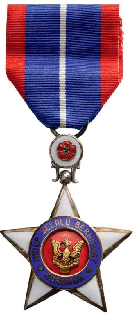 MOST EXALTED ORDER OF THE STAR - 2
