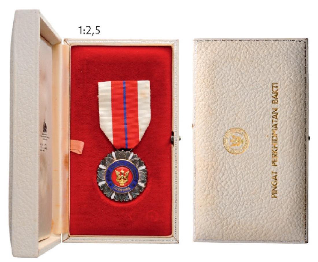 Distinguished Service Medal–Pingat Perkhidmatan Bakhti