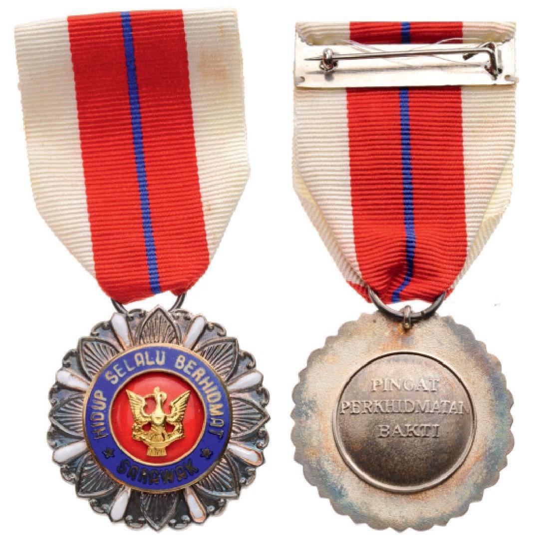 Distinguished Service Medal–Pingat Perkhidmatan Bakhti - 2