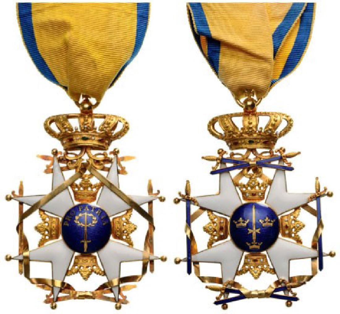 THE ROYAL ORDER OF THE SWORD