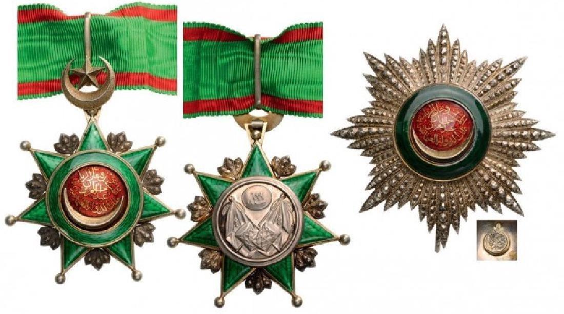ORDER OF OSMÂNÎ