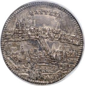 Basel, Taler N.D. (around 1690, by Gabriel Leclerc),