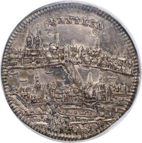 Basel, Taler N.D. (around 1690, by Gabriel Leclerc),