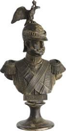 """Bust """"Nicholas Iâ€, cca. 1900"""