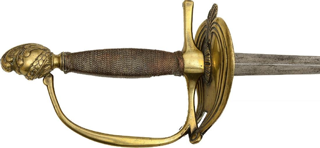 Officers Sword, First Empire, 1787 - 1789 - 2