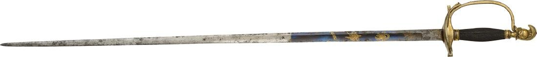 Officers Sword, First Empire, 1792 - 1795