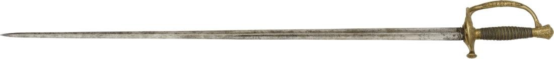 High Ranking Officer Sword of the Health Division,