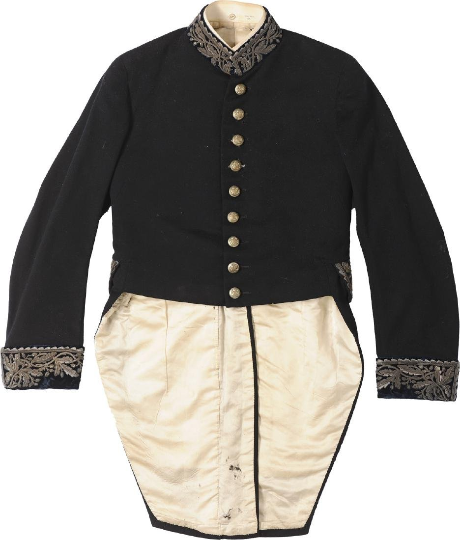 Diplomat Uniform, dated 1931