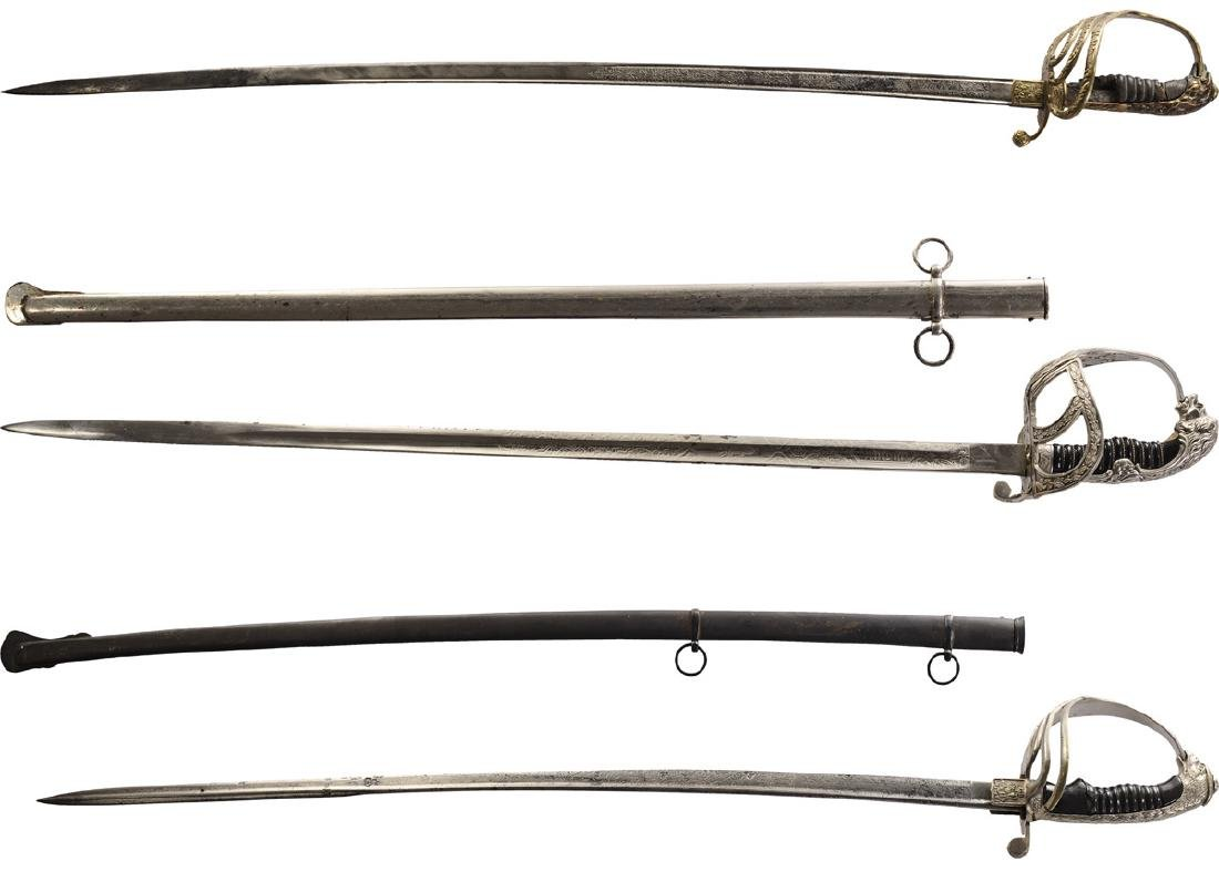 Army Officer's Parade Sword