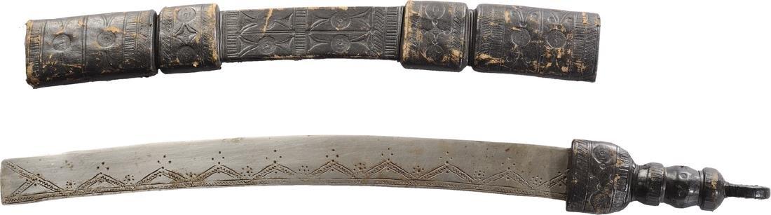Machete, Tribal art, 20th Century