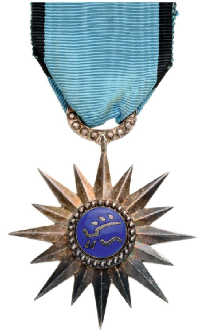 MILITARY MERIT ORDER OF THE TAI FEDERATION