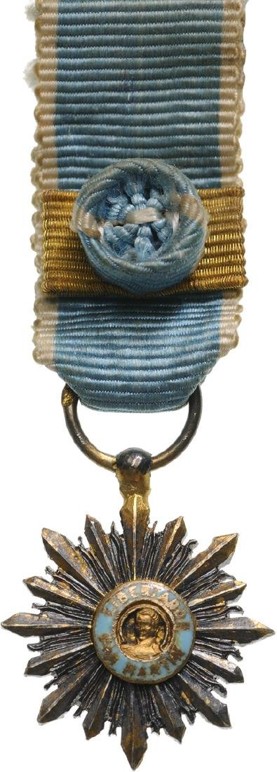 The Order of the Liberator General San Martin