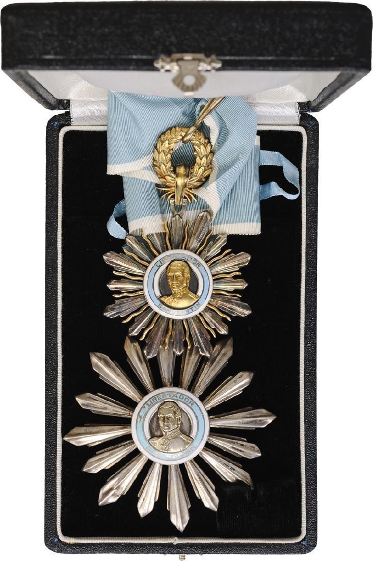 ORDER OF THE LIBERATOR GENERAL SAN MARTIN
