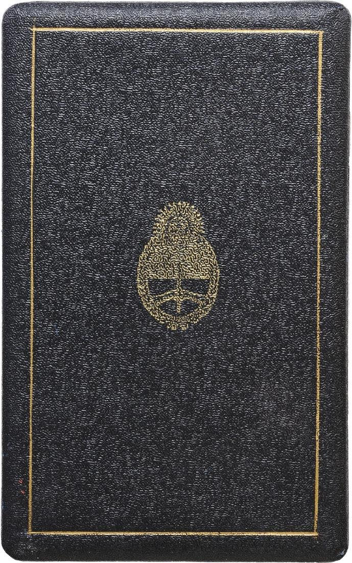 ORDER OF THE LIBERATOR GENERAL SAN MARTIN - 2
