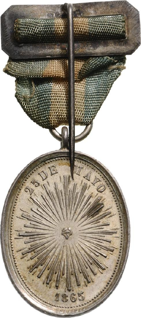 Medal for the winners of the Corrientes battle for - 2