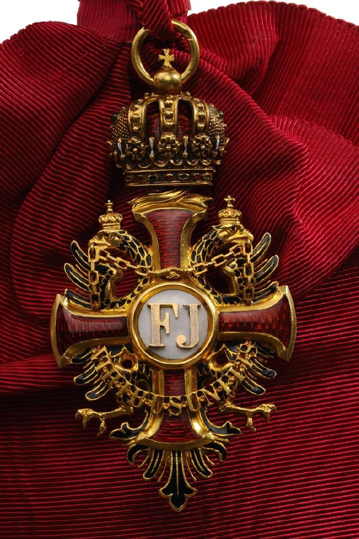ORDER OF FRANZ JOSEPH - 2