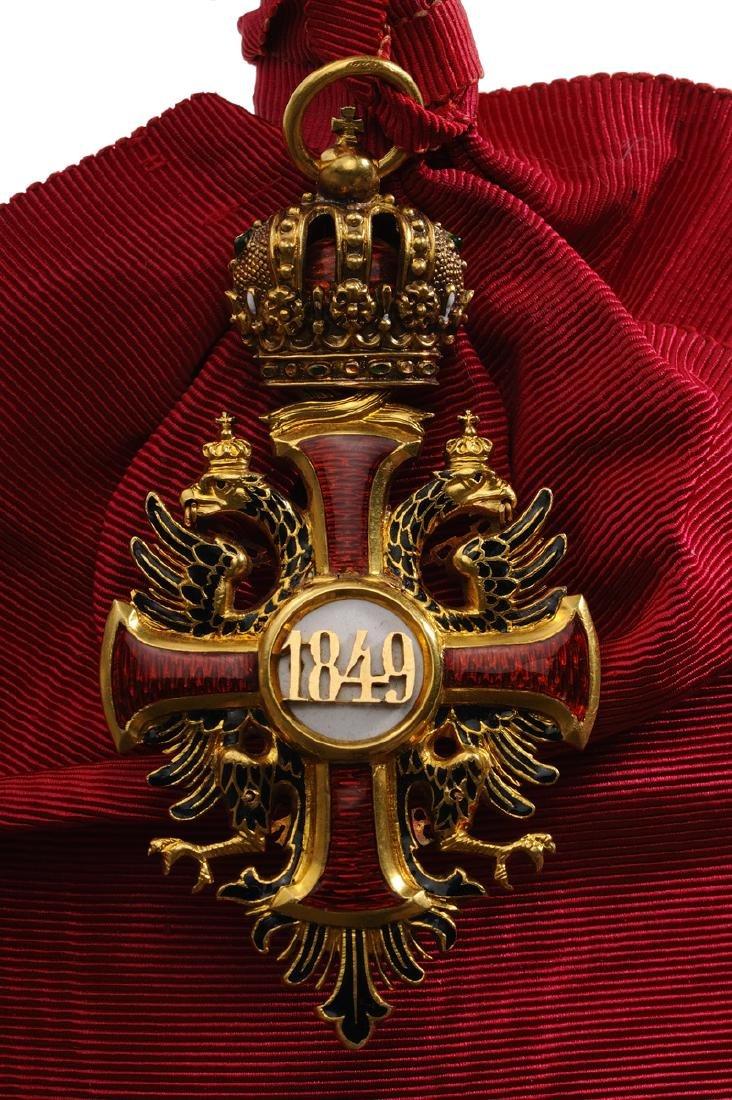 ORDER OF FRANZ JOSEPH - 3
