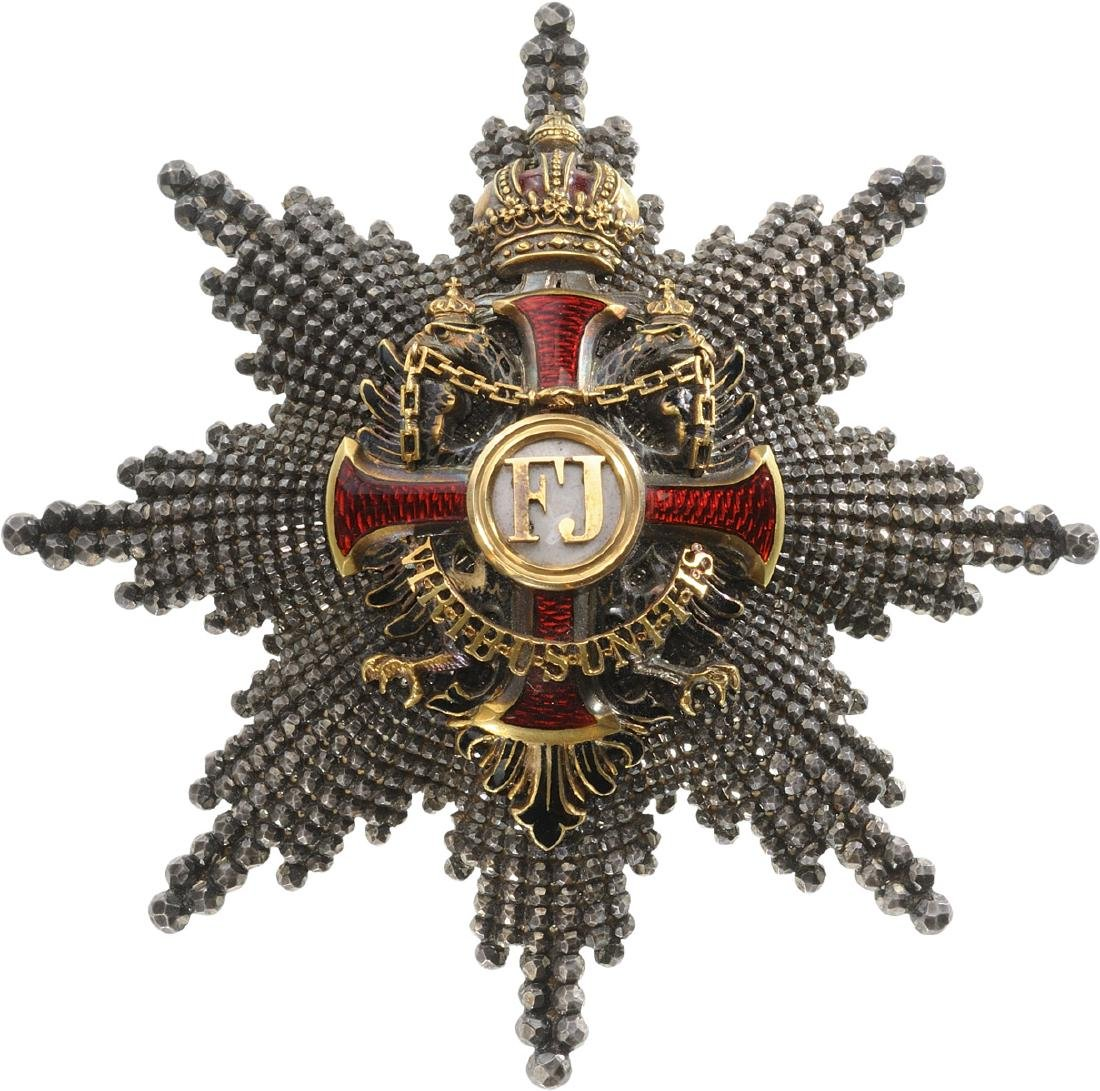 ORDER OF FRANZ JOSEPH - 4