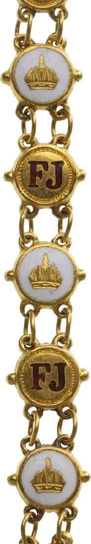 ORDER OF FRANZ JOSEPH, 1849 - 5