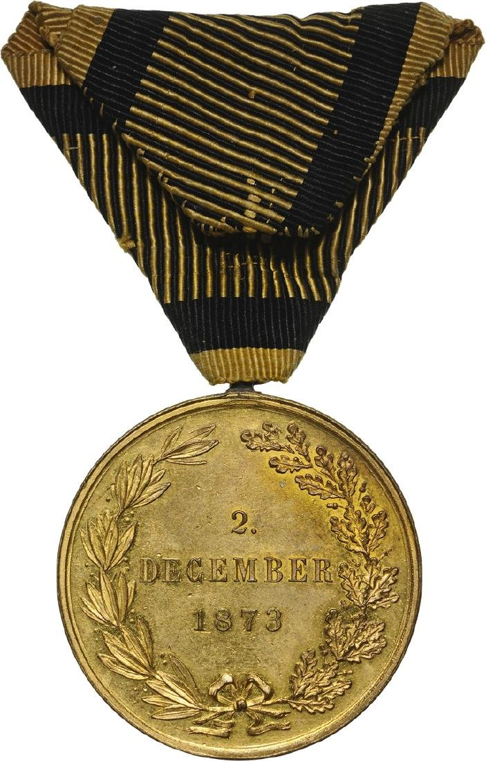 War Medal 1873 - 2
