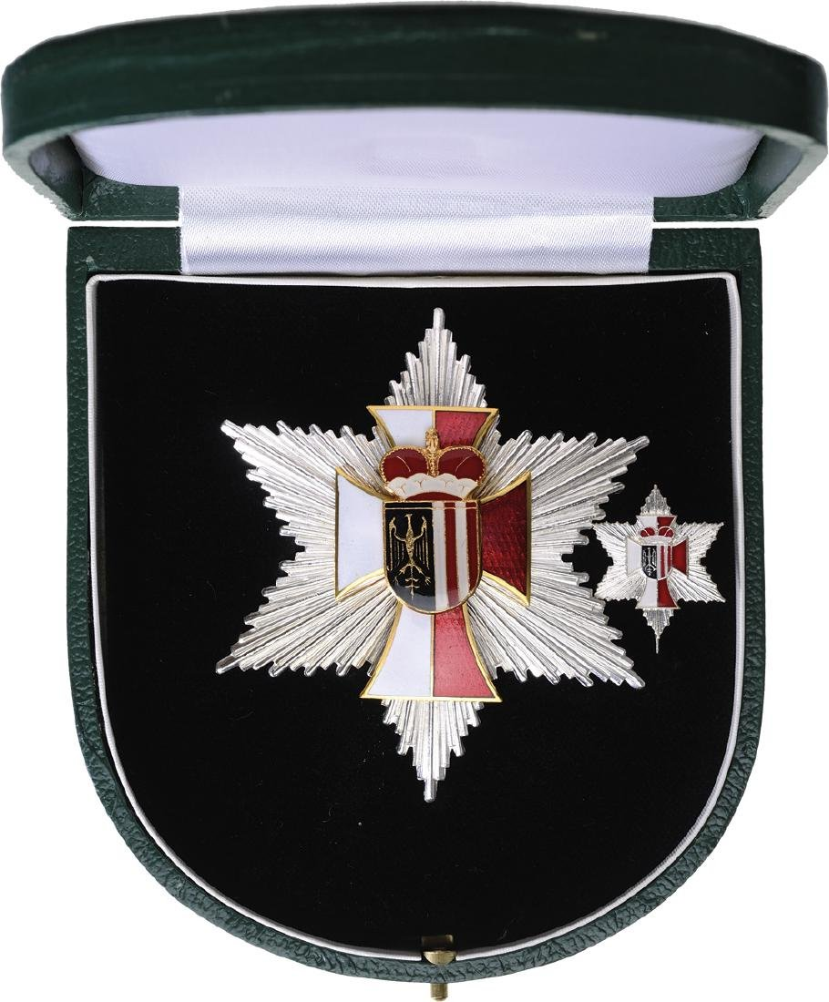 Honor Star of Merit, 2nd Republic, Oberösterreich