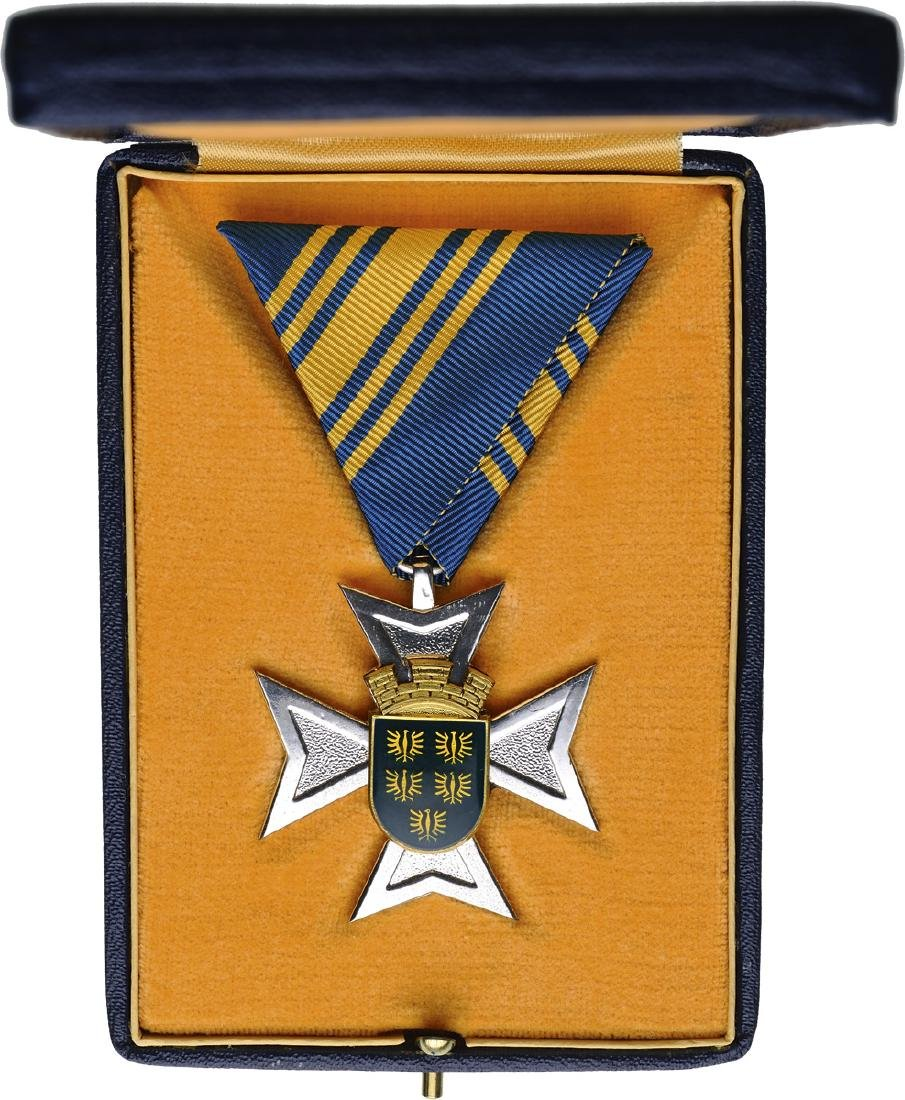 Silver Cross of Merit, 2nd Republic, Niederösterreich