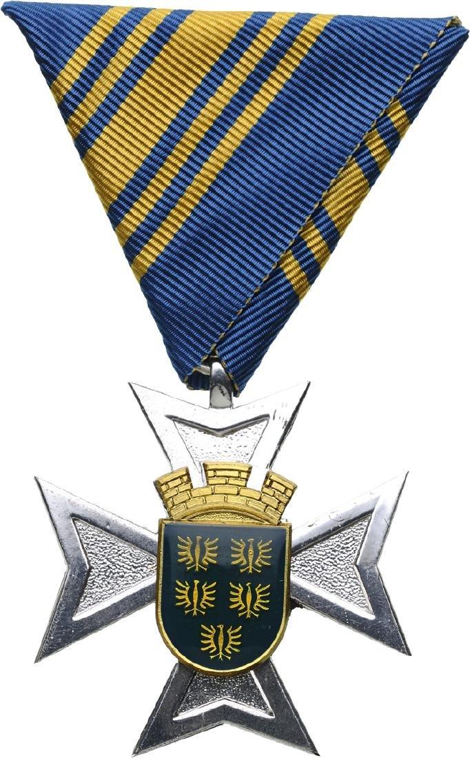 Silver Cross of Merit, 2nd Republic, Niederösterreich - 3