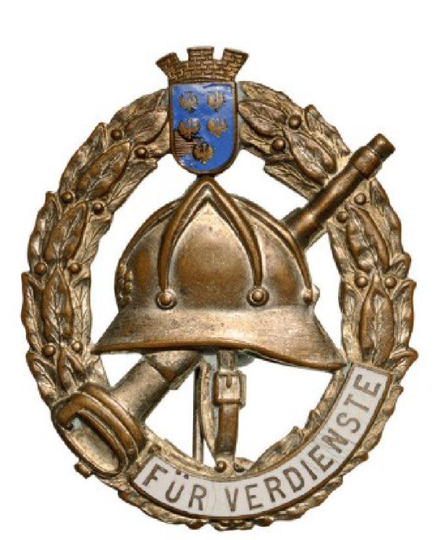 Niederösterreich Fireman Merit Badge