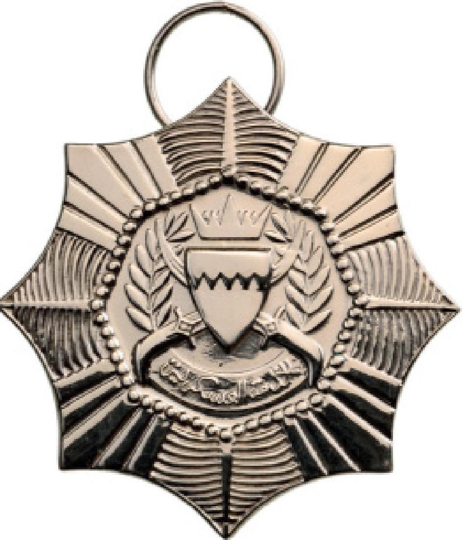 Military Long Service Medal, 2nd Class, instituted in