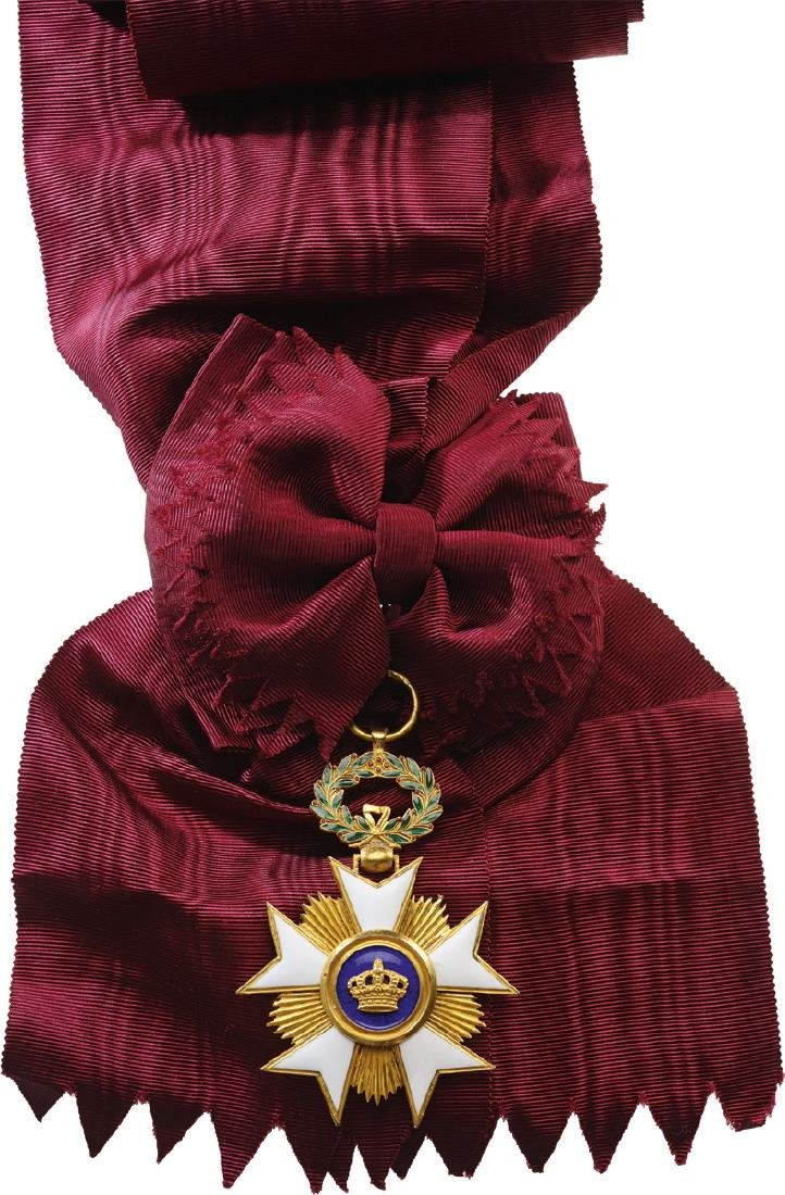 ORDER OF THE CROWN - 3