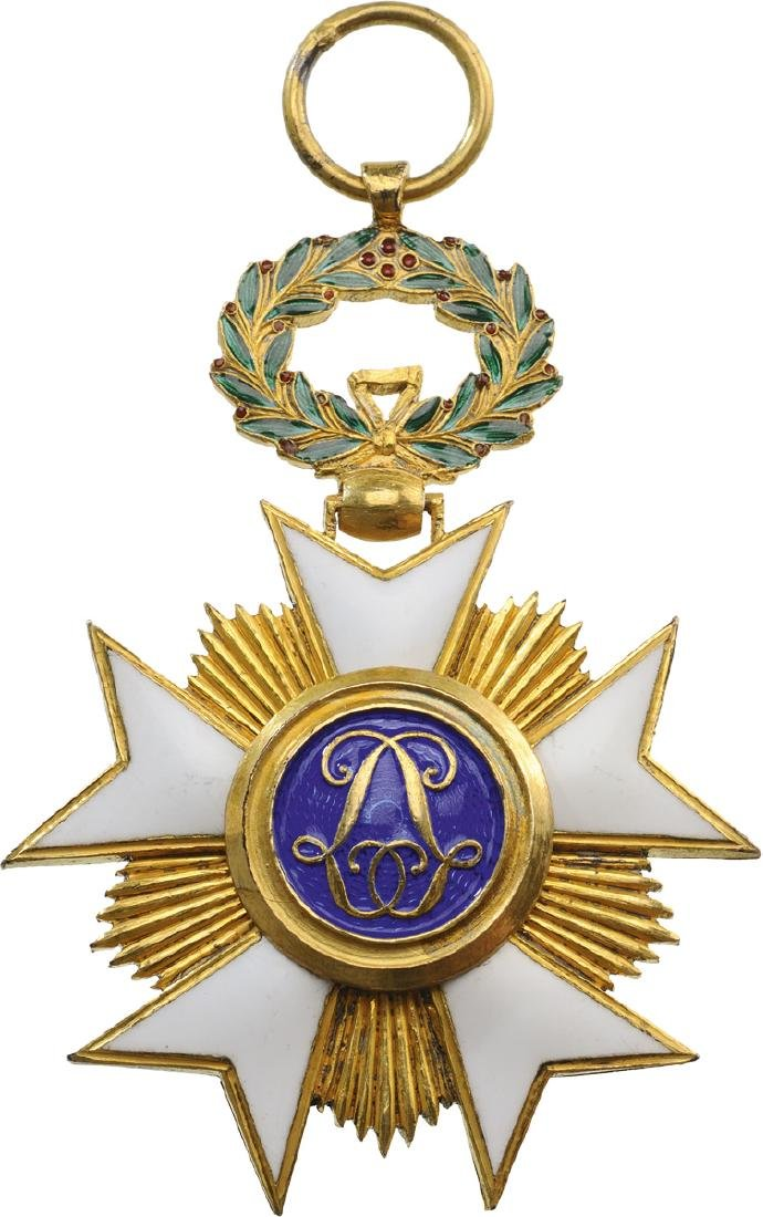 ORDER OF THE CROWN - 5