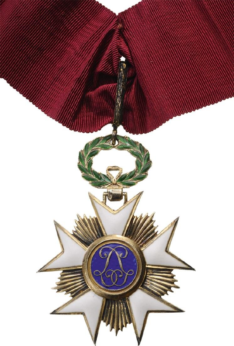 ORDER OF THE CROWN - 2